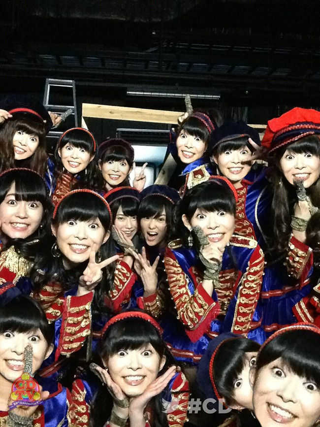 akb48 funny faces